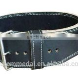 Custom made 200 kgs grade professional training use Powerlifting waist protection belt lifting weight belt
