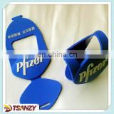 PVC cell phone holder for pfizer