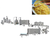 Corn Puff Making Machine Full Automatic 50kw 250-350 Kg/h Corn Chips Making Machine