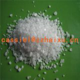 White fused alumina refractory for steel industry