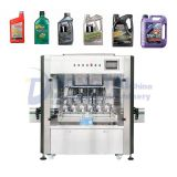 Automatic Lubricating Oil Filling Machine Dongtai Oil Filling Machine lubricant filling machine Distributor