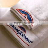 100% cotton towel luxury hotel towel terry embroidered towel