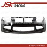E92 M3 BUMPER/FOR BMW M3 FRONT BUMPER/2007-2013 ARK STYLE CARBON FIBER FRONT BUMPER FOR BMW 3 SERIES E90 E92 E93 M3 (JSK080723)