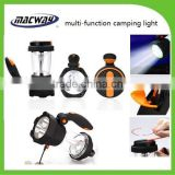 Multi-function dynamo LED camping light with usb charger                                                                         Quality Choice