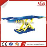 380V Chinese pump portable hydraulic scissor car lift