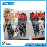 High quality transparent label stickes&clear labels printing                                                                         Quality Choice