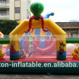 New Indoor Inflatable Playground Equipment Inflatable Children Playground on Sale