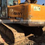 SANY Chinese new mini Excavator SY215C,long boom excavator for sale