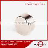 N50 magnetic snap button neodymium magnets for cute phone bags
