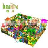 indoor long plastic tube kids slides