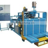 Closing carton box machine equipment