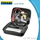 Jump Starter 12000mAH Multi-function Power Bank Battery Charger Car Emergency Back Up Rechargeable
