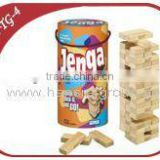 Wooden Jenga Game
