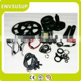 8FUN/Bafang Central/Mid drive motor BBS01 36v 250w electric bicycle crank motor conversion kit