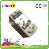 Compatible Ink cartridge 90 91 for canon printer MP450,470,IP2200 environmental-friendly ink cartridge