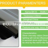 Top quality 1.52*30 meters building glass film with best price,solar window film/coating