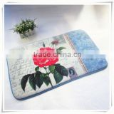 Bath Mats and Rugs Reversible with Croatia Border