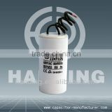 Washing machine capacitor CBB60(UL,TUV,SGS,CE)