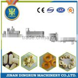 Automatic puffed Core filling corn filled snack food extruder machine                                                                         Quality Choice