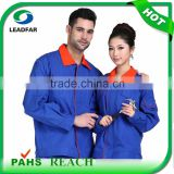 designer air conditioning clothes,65% poly 35% cotton T/C fabric workwear & overalls