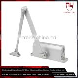 Goods From China Adjustment Aluminum Alloy Magnet Cabinet Door Catches/Door Closer