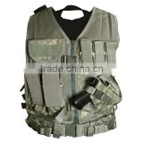 camouflage lightweight security military tactical vest