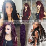 2016 New Premium Havana Mambo Twist Crochet Braid Hair Synthetic Crochet Braiding Hair Extension for Afro