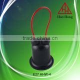 Hot sale B27 HHW-4 bakelite lamp holder/lamp base/ lamp socket wholesale price