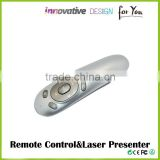 Guangdong factory wholesales wireless presenter projector ,Powerpoint presenter ,Laser pointer USB receiver
