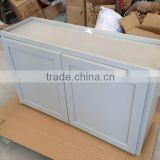 Wholesale Shaker door particle board kitchen cabinets factory price