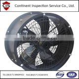 Ex-proof exhaust fan,industrial wall fan,inspection agency in China,COC,factory verify,preshipment inspection,inline inspection