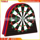 Giant Inflatable Football Darts Board Game