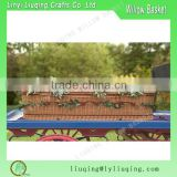 Factory supplies wicker coffin wicker casket for funeral for sale handmade eco-friendly                                                                         Quality Choice