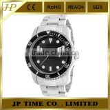 New quartz analog Mens Pro cheap military Diver Watch stainless steel case and strap