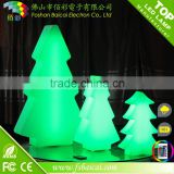 RGBW waterproof small battery operated led light for event party bar table decoration