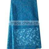 Hot selling African French net lace fabric for party dress