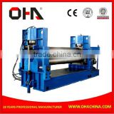 "INT'L ""OHA"" Brand Four-Roller Bending Machine W12-20x2500, Rolling Machine, bandage rolling machine"
