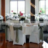 Hotel/wedding/Banquet supplies spandex fabric lycra chair cover                                                                                                         Supplier's Choice