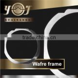 Wafer Ring High Density Wafer Line Stainless Steel Wafer Frame
