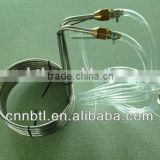 304 stainless steel wort chiller for homebrewing beer