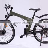 Factory price folding bike electric