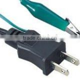Japan Pse approval ac power cord with JET plug