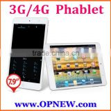 8 inch Octa core MTK8752 4G LTE high end Phablet android 5.1 lollipop tablet pc IPS 1280*800 from opnew