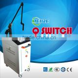 Best Effective Nd Yag Tattoo Removal Laser Equipment Laser Tattoo Removal Q-switch 0.5HZ