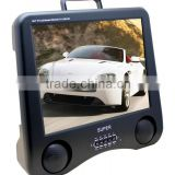 "15"" made in china car portable dvd player for sale"