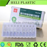 plastic surgical instrument vial tray/carton/box