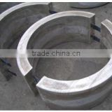 hot Aluminum bracelet anode sacrificial anode china supplier cathodic protection                                                                         Quality Choice