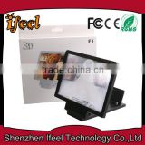 "Two Lens 1.3.5"" Hd Colorful LCD Screen Digital Video Magnifier Recorder Magnifying LED Light"