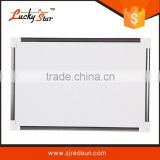 2015 red sun lucky star sheet metal magnetic flexible whiteboard with marker pen holder