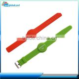Cheap Popular Silicon RFID Wristband/Colorful Waterproof Silicone RFID Bracelets Tag